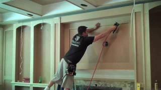 """The Hidden Door"" Design and Construction Remodel in Coto De Caza, CA - YouTube"