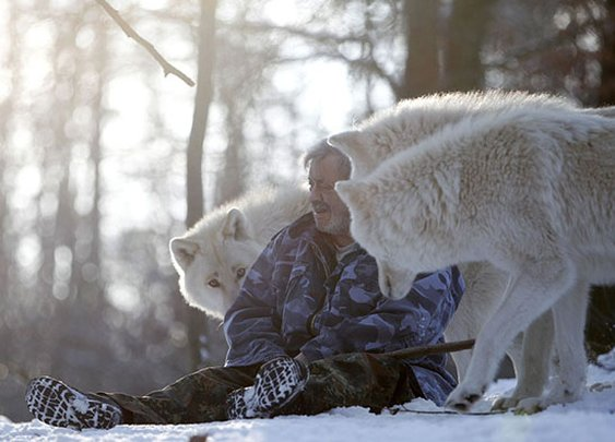 Huckberry | The Wolf Man