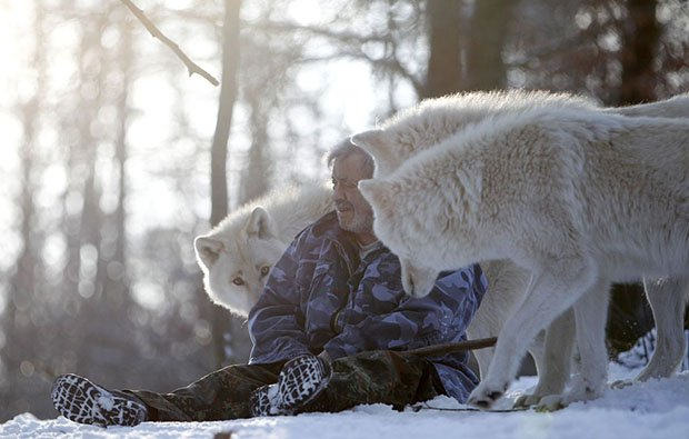 Huckberry | The Wolf Man