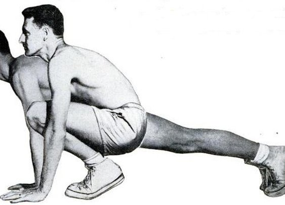 The Burpee Workout: Get Fit Fast With This Simple Exercise | The Art of Manliness
