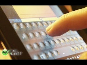 Tactus Technology: World's First Dynamic Tactile Touch Screen