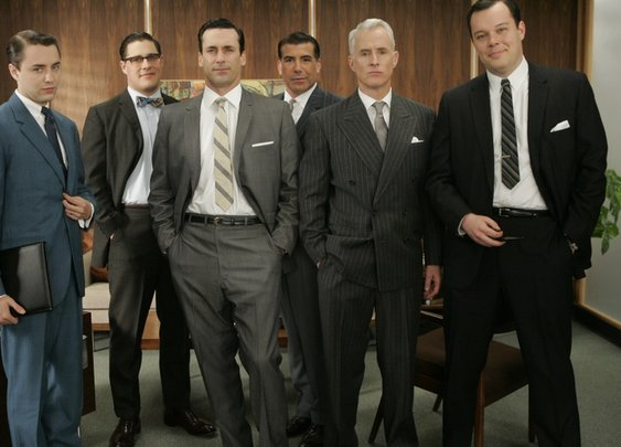 Get a Haircut Like Mad Men | The Art of Manliness