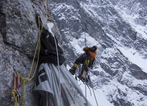 Disputed First Winter Ascent of Aid Line Claimed on Troll Wall