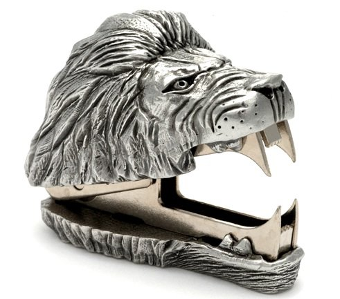 Animal Head Staplers | That Should Be Mine