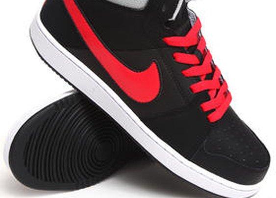 Buy Nike Backboard II Mid Sneakers Men's Footwear from Nike. Find Nike fashions & more at DrJays.com