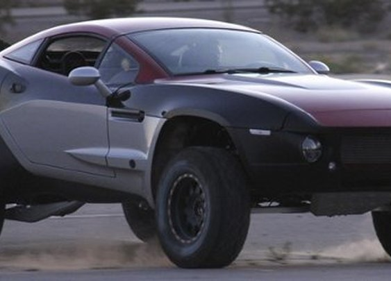 Rally Fighter: The First Street Legal Crowd Sourced Vehicle