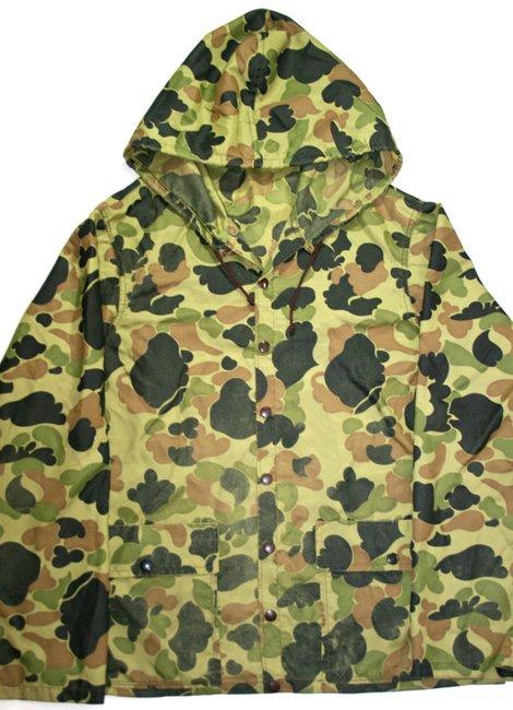 Vintage Camouflage Mens Camo Jacket by VintageMensGoods on Etsy