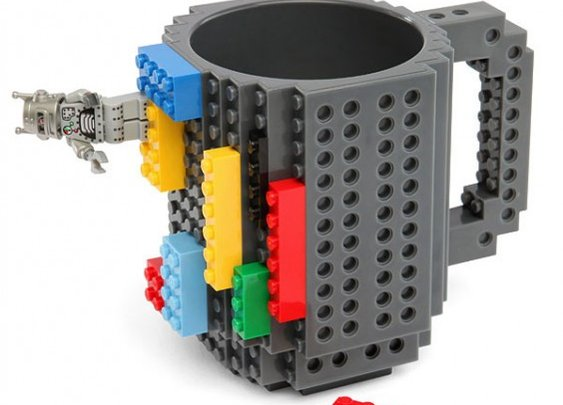 Build On Brick LEGO Mug | That Should Be Mine