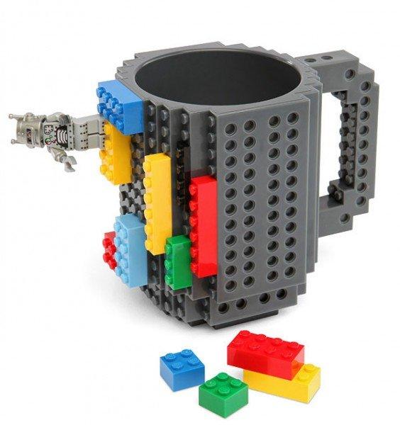 Build On Brick LEGO Mug   That Should Be Mine