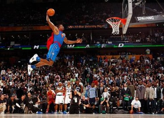2014 NBA Dunk Contest: Yes We Can