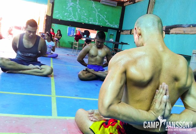 Advantages of back flexibility with yoga and martial arts