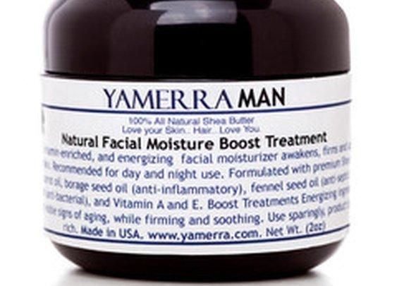 Yamerra Natural Moisture Boost Treatment For Him