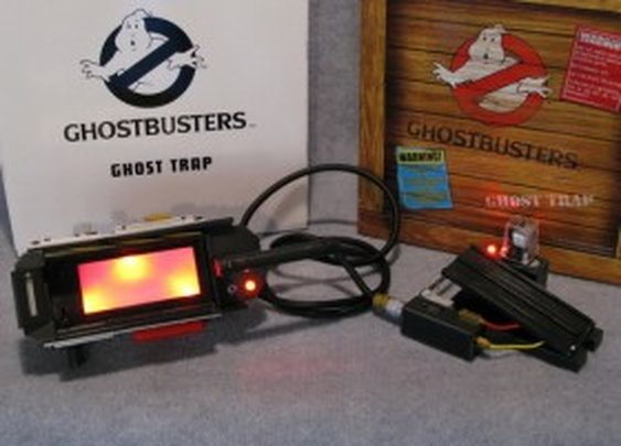 Mattel Ghostbusters Replica Ghost Trap | Cheaper Than A Shrink