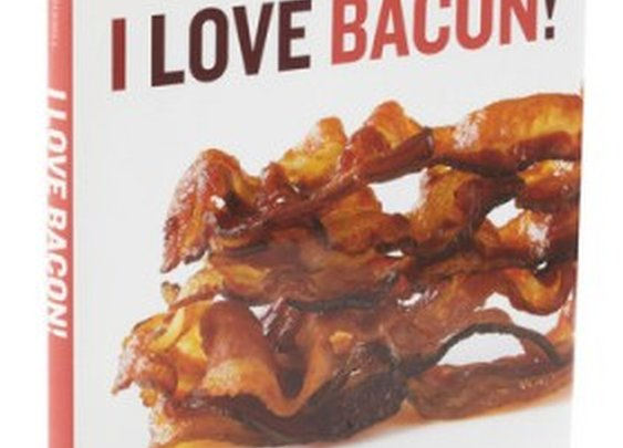 I Love Bacon Cookbook | Cheaper Than A Shrink