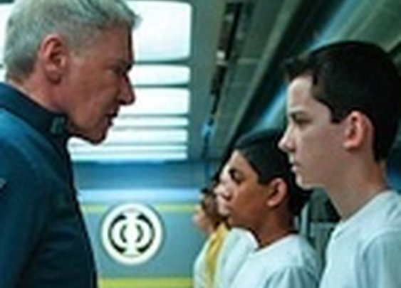 Ender's Game Images Reveal Battle School Army Logos  - CinemaBlend.com