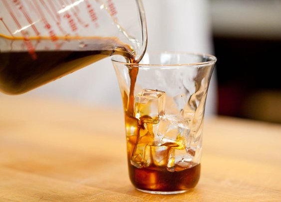 One way  To Make Cold-Brew Coffee