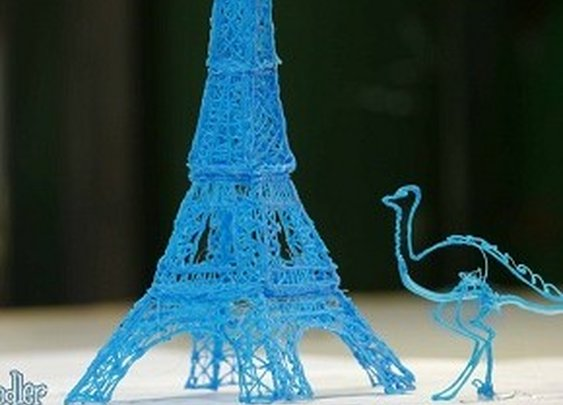 3Doodler, World's First 3D Printing Pen | thetecnica