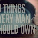 10 Things Every Man Should Own [Winter Edition] | Man Made DIY | Crafts for Men | Keywords: read, boot, style, kitchen