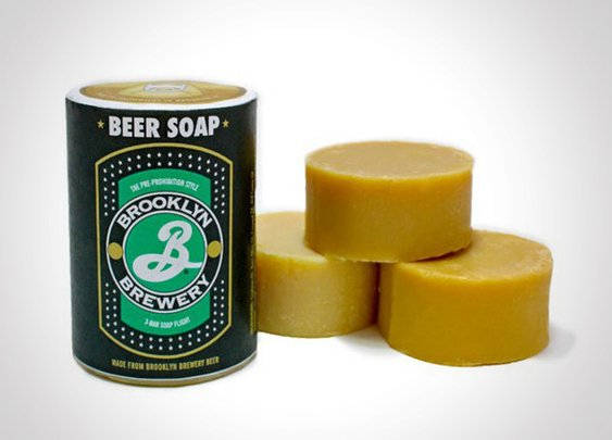 Brooklyn Brewery Beer Soap - Headlines & Heroes