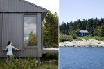 Tiny Off-Grid Cabin in Maine