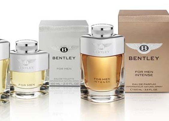 Bentley Launches New Luxury Fragrance for Men