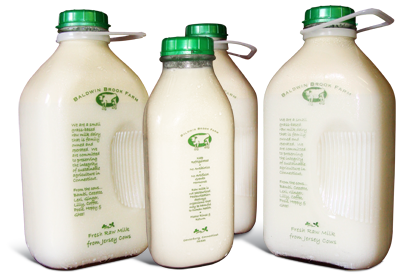 Baldwin Brook Farm | Raw Milk