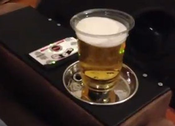 Magic Beer Filling Chair