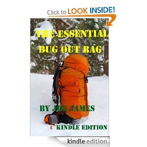 Free Kindle Book - The Essential Bug Out Bag   Your Camping Expert