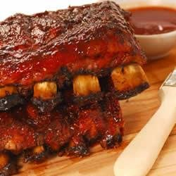 Dad's Famous Ribs