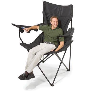 The Brobdingnagian Sports Chair - Hammacher Schlemmer