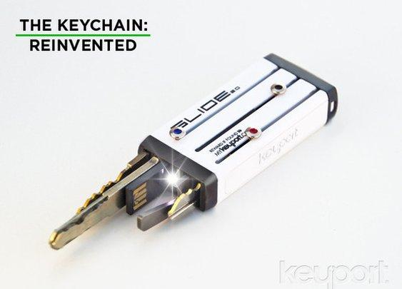 Keyport Slide 2.0 - The Keychain Reinvented by Keyport, Inc. — Kickstarter
