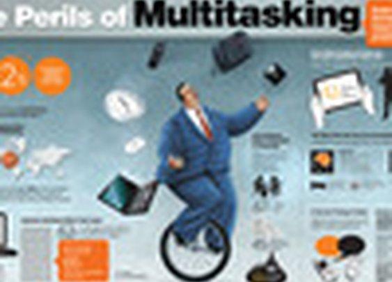 Multitasking: earning, saving and spending
