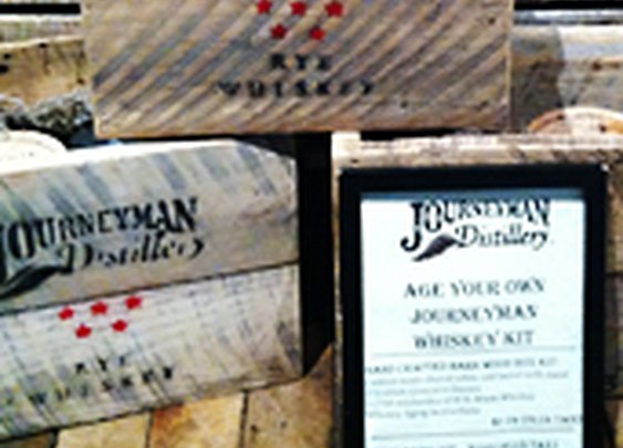 Age Your Own Journeyman Whiskey Kit | Barrel-Aging Your Own Rye Whiskey | Chicago | CHI | Product
