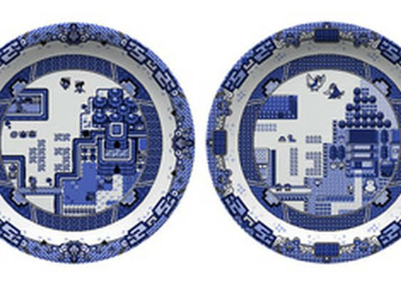 Super Mario Bros Fine (manly) China