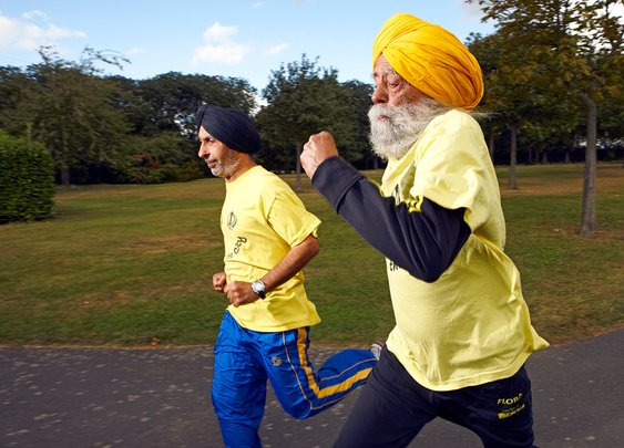 101 year old man will run his final marathon