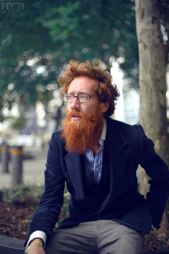 100 Beards, 100 Days