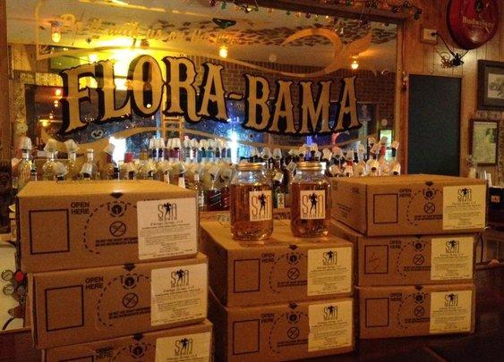 The Flora-Bama!