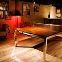 Table & Tennis   Uncrate