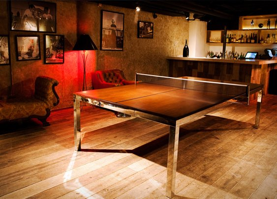 Table & Tennis | Uncrate