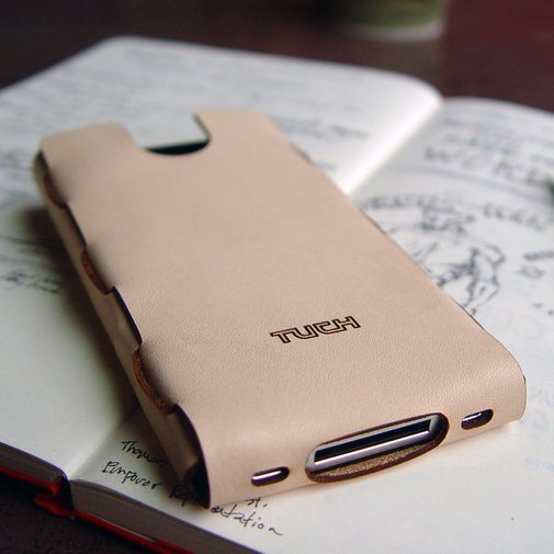 TUCH - Leather Iphone Case