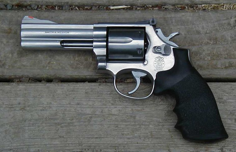 S&W 686 Revolver