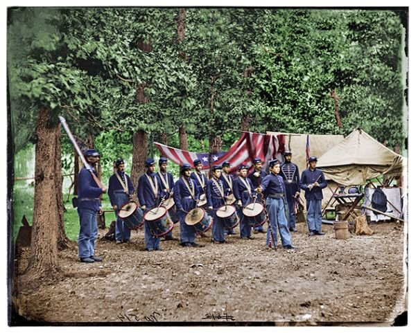 The Civil War, Now in Living Color - Neatorama