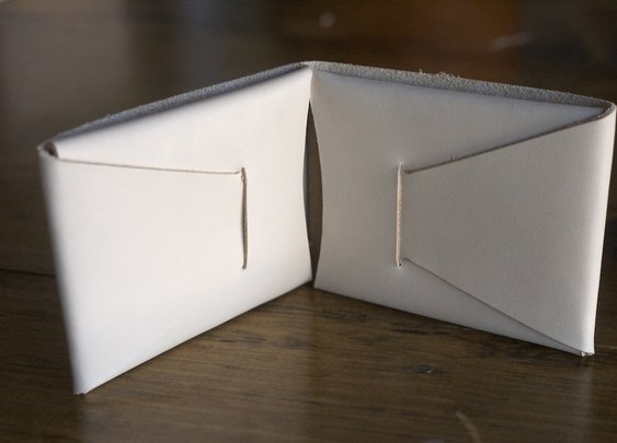 Corter Leather — Folded Bifold