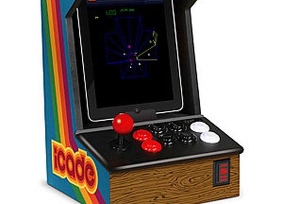 iCADE - iPad Arcade Cabinet :: ThinkGeek