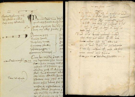 Briton finds 500-year-old arrest warrant for Machiavelli - Telegraph