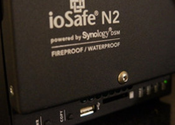 The ioSafe N2 Is a Near Disaster-Proof NAS that's Packed with Features