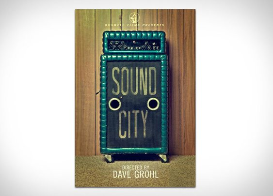 Sound City (Documentary) - Directed by Dave Grohl