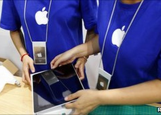 BBC News - Chinese authorities find 22 fake Apple stores