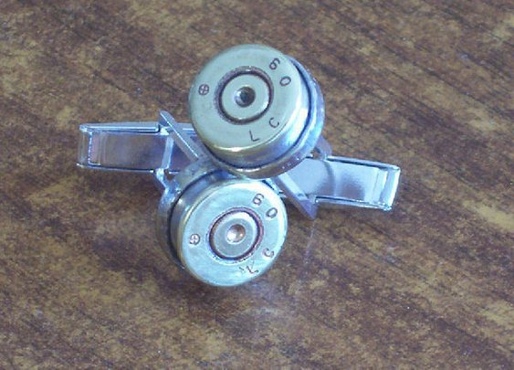 Bullet Cuff Links ∙ How To by Elaine S. on Cut Out + Keep