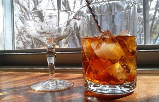 The Tequila Manhattan – a.k.a La Morelia | Noble Experiment